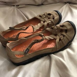 Jambu Leather Xterra AirVent 360 Sandals
